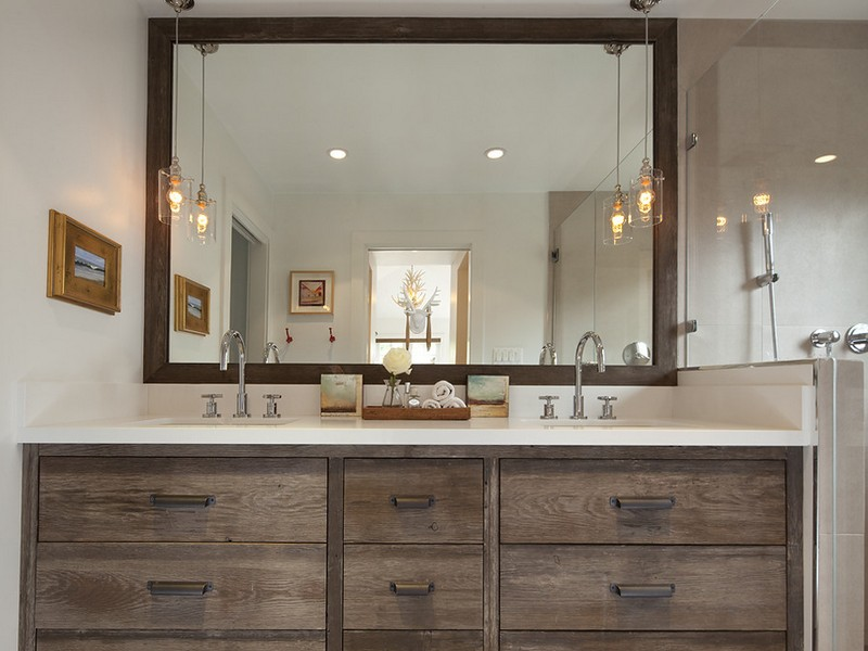 Trough Style Bathroom Sink
