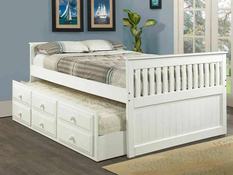 Trundle Bed Full Size