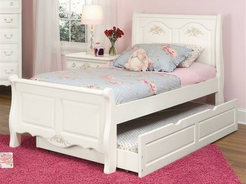 Trundle Beds For Girls