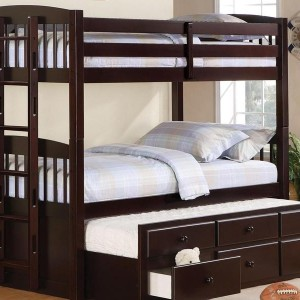 Trundle Bunk Bed With Storage