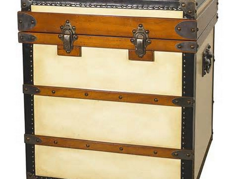 Trunk End Tables