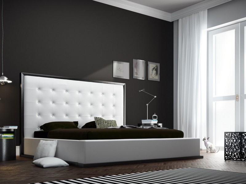 Tufted Cal King Headboard