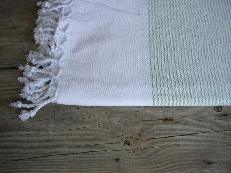 Turkish Hammam Towels With Fringe
