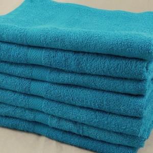 Turquoise Bath Towels