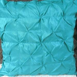 Turquoise Euro Pillow Shams