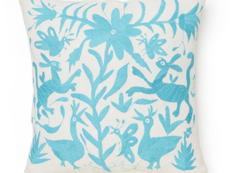Turquoise Pillow Shams