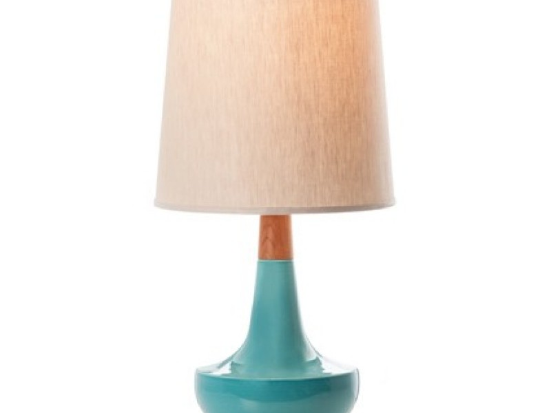 Turquoise Table Lamps