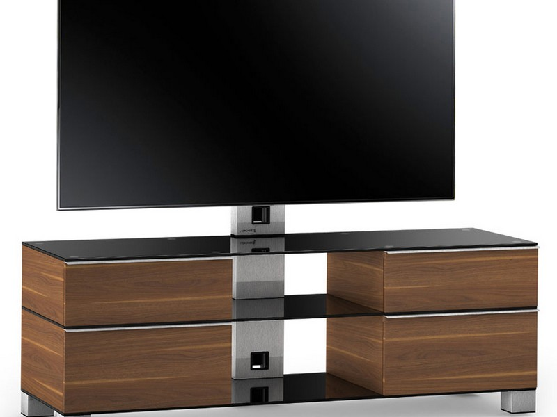 Tv Stand With Integrated Mount
