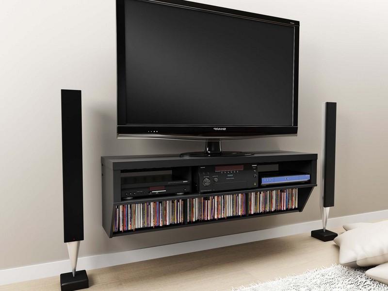 Tv Wall Mount Shelves