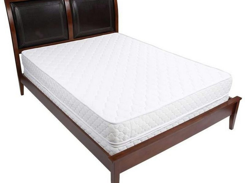 Twin Bed Frame And Mattress Set