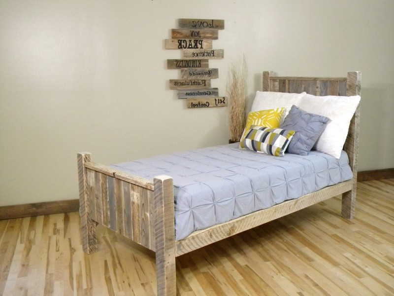 Twin Bed Headboards Diy