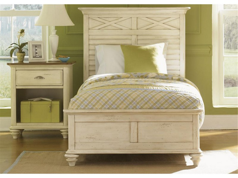 Twin Size Headboard And Footboard