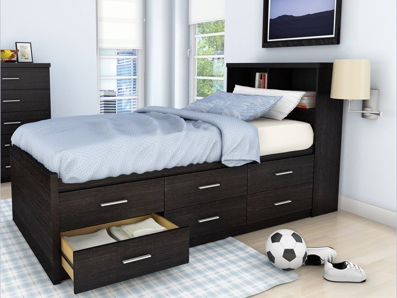 Twin Xl Platform Bed Frame