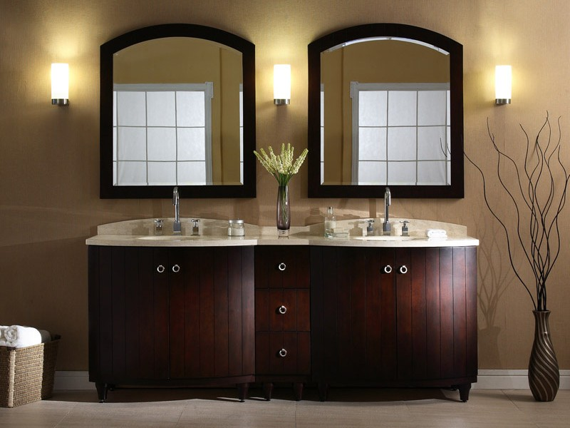 Ultra Modern Bathroom Vanity