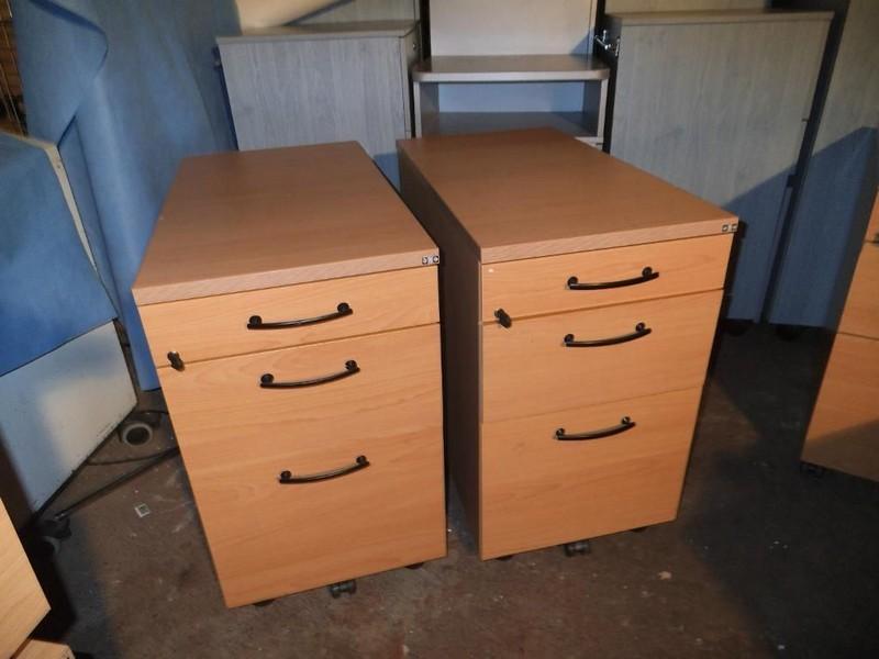 Under Desk File Cabinet