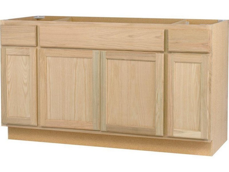 Unfinished Bathroom Cabinets Home Depot