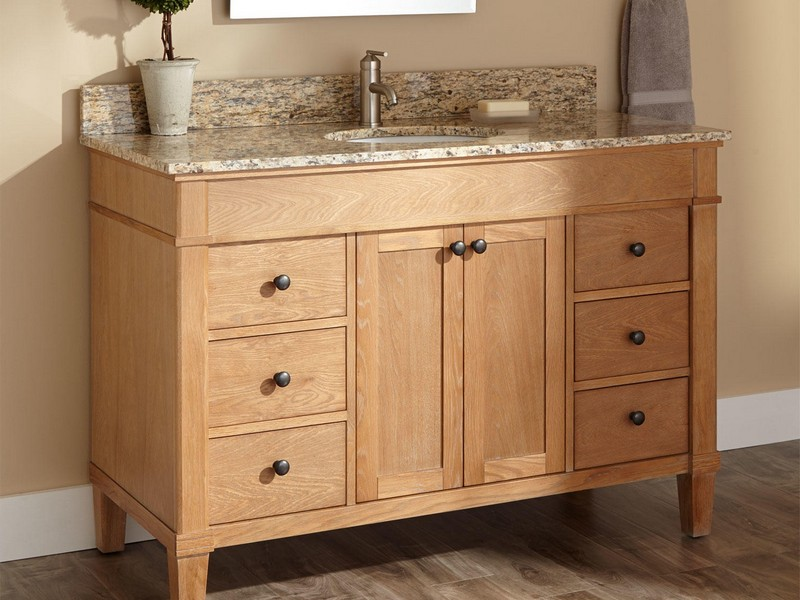 Unfinished Bathroom Vanity 48