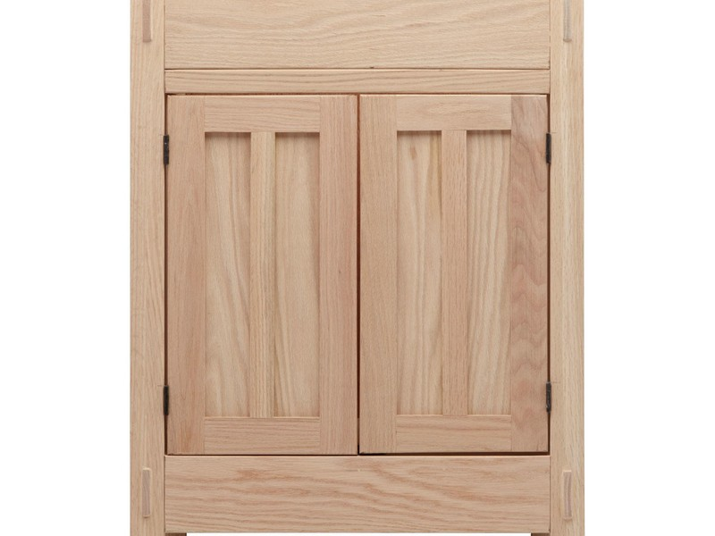 Unfinished Bathroom Vanity Cabinet