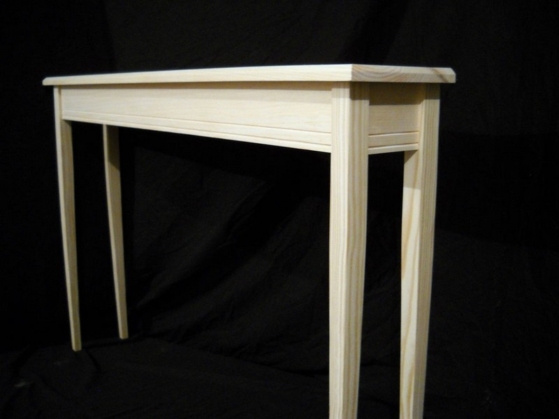 Unfinished Sofa Table Legs