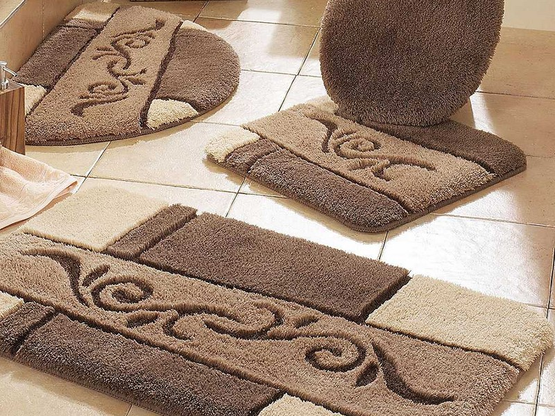 Unique Bath Mats Rugs
