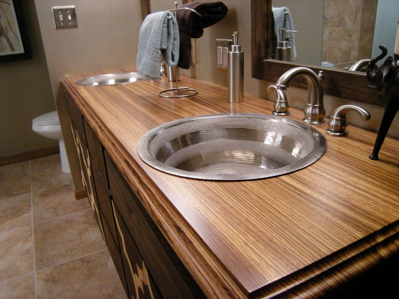 Unique Bathroom Vanity Tops