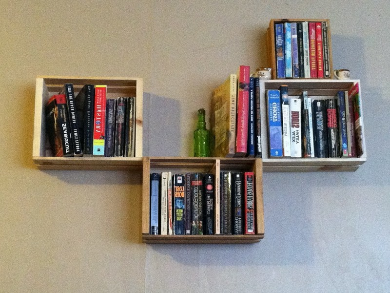 Unique Bookshelves Ideas