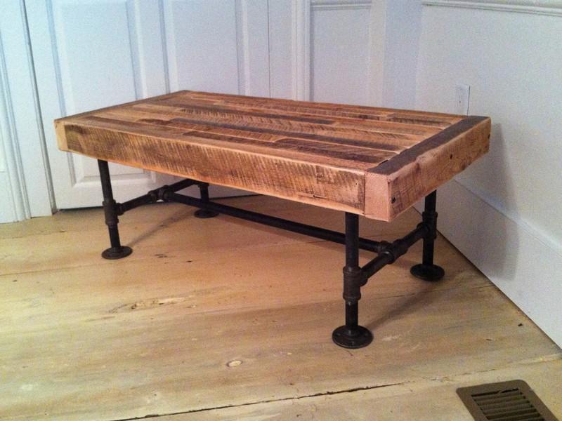 Unique Coffee Table Legs