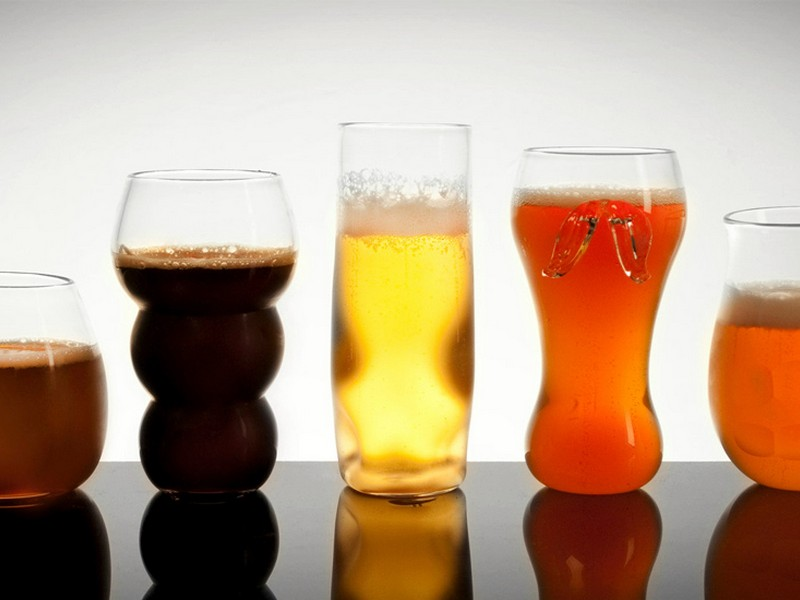 Unique Drinking Glasses