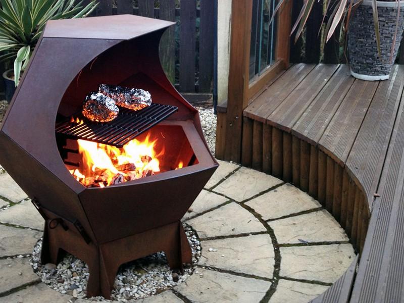 Unique Fire Pits Uk