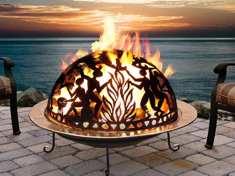 Unique Fire Pits