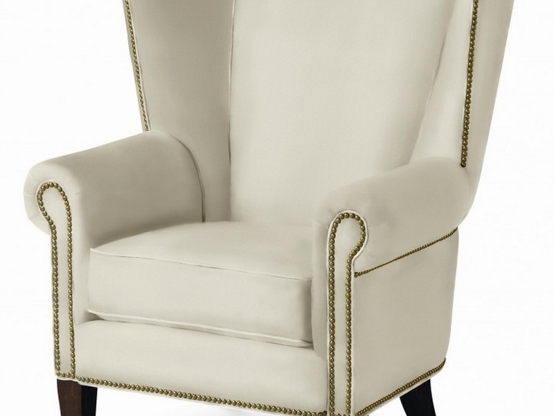 Unique High Back Accent Chairs