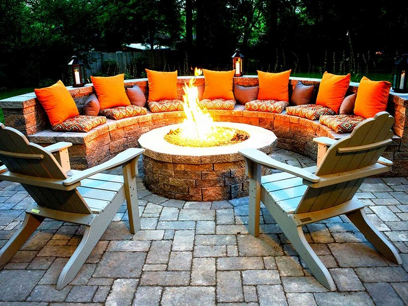 Unique Outdoor Fire Pits