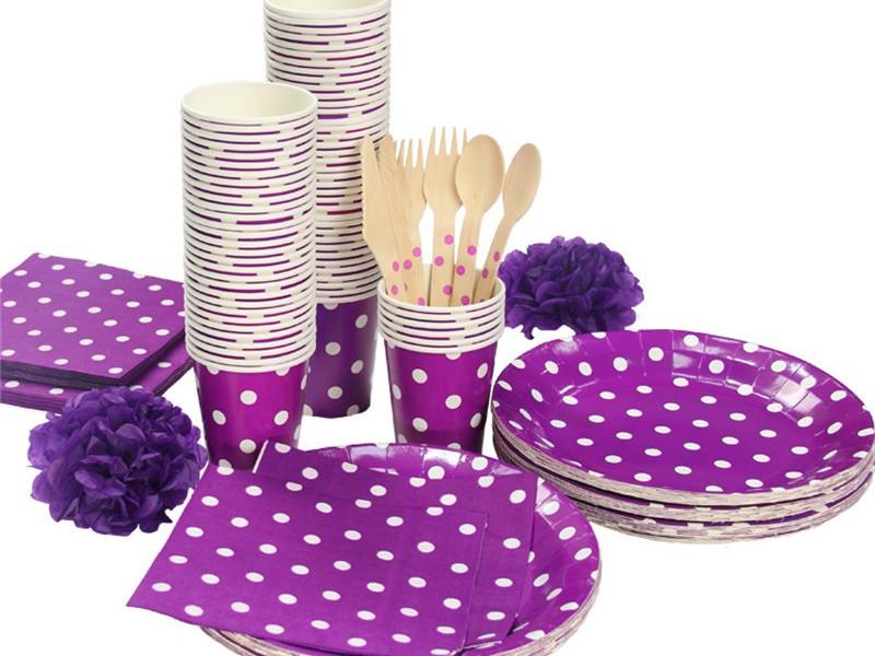 Unique Paper Plates And Napkins