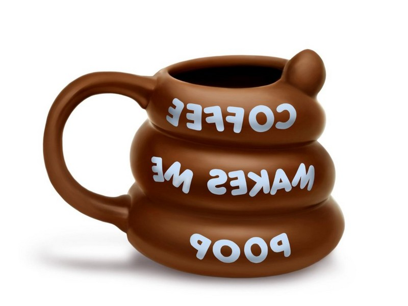 Unique Shaped Coffee Cups