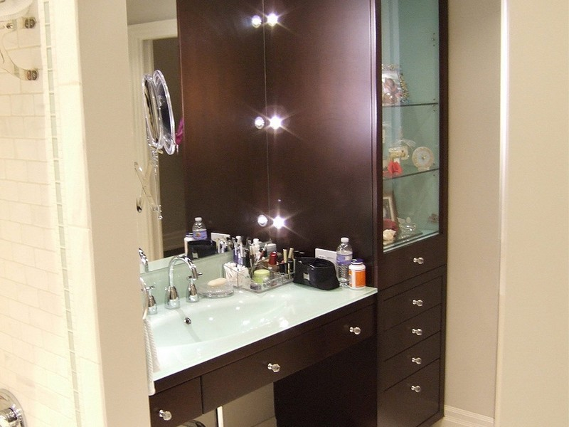Unique Vanities For Small Bathrooms