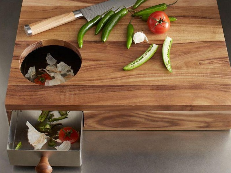Unique Wood Cutting Boards