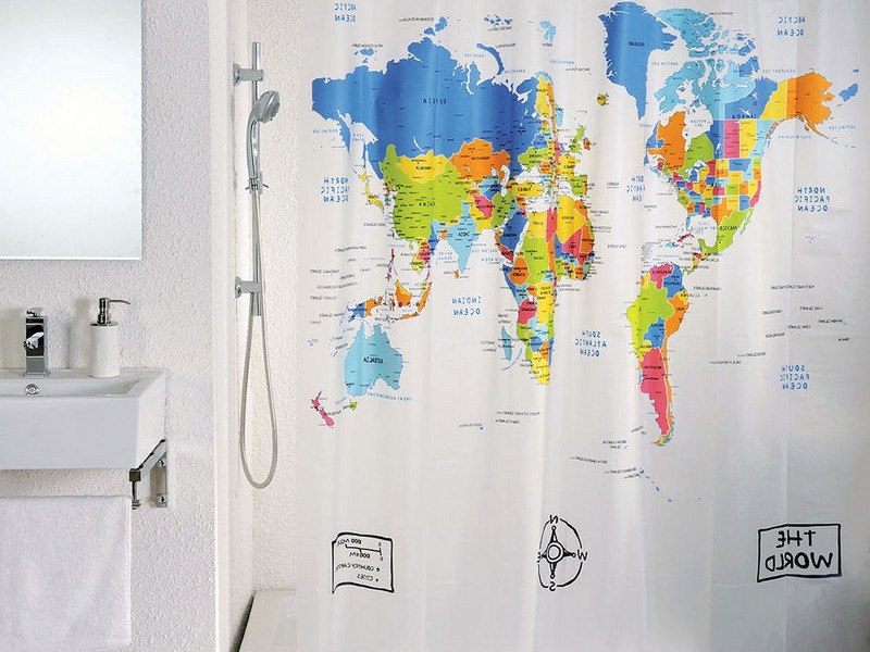 Unusual Shower Curtains Uk