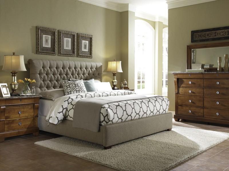 Upholstered Bedroom Sets