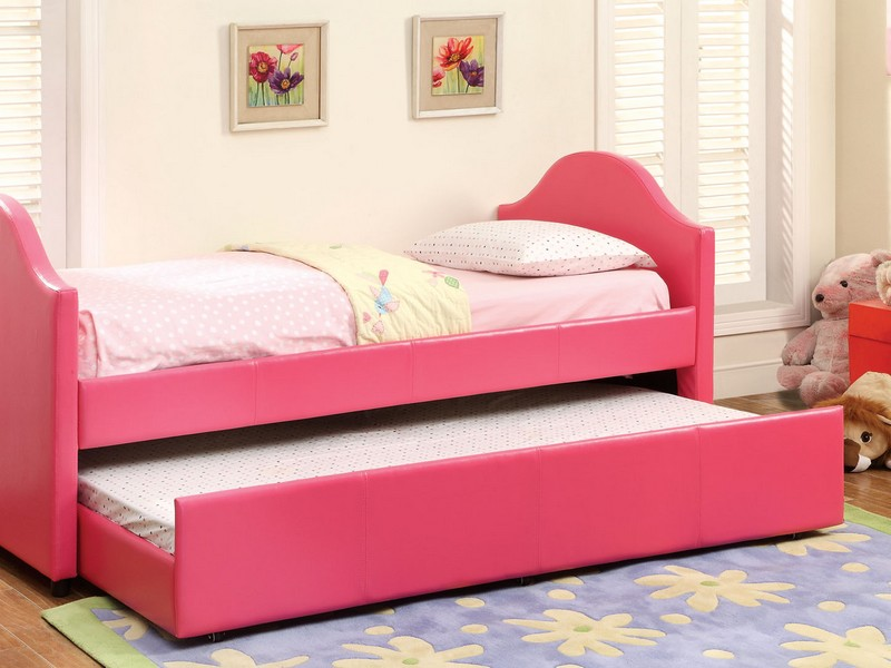 Upholstered Daybed Full