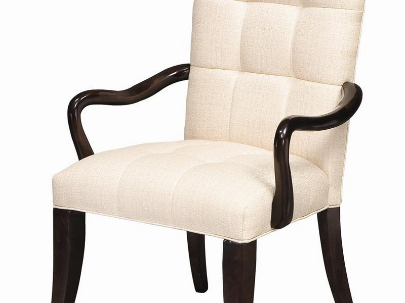 Upholstered Dining Arm Chairs