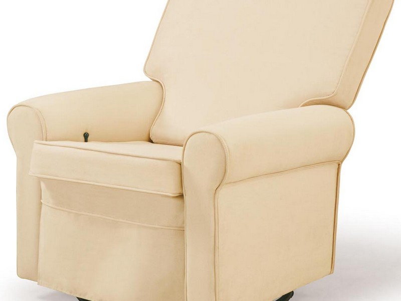 Upholstered Glider Chair