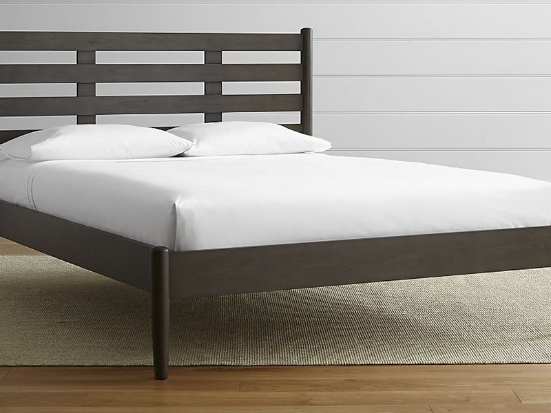 Upholstered Headboard Bed Frame