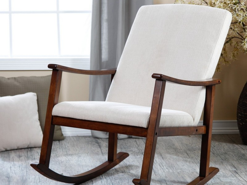 Upholstered Rocking Chairs