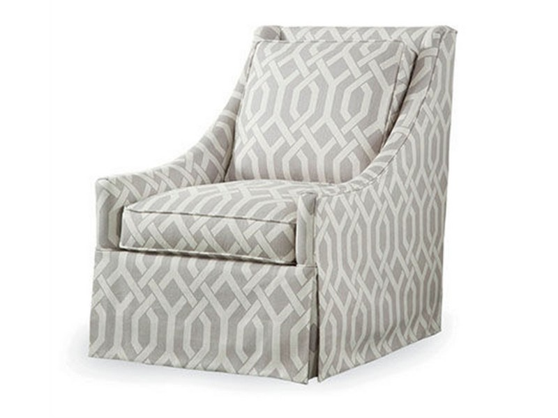 Upholstered Swivel Chairs For Living Room
