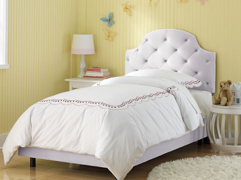 Upholstered Twin Bed Headboards