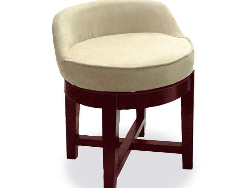 Upholstered Vanity Chair