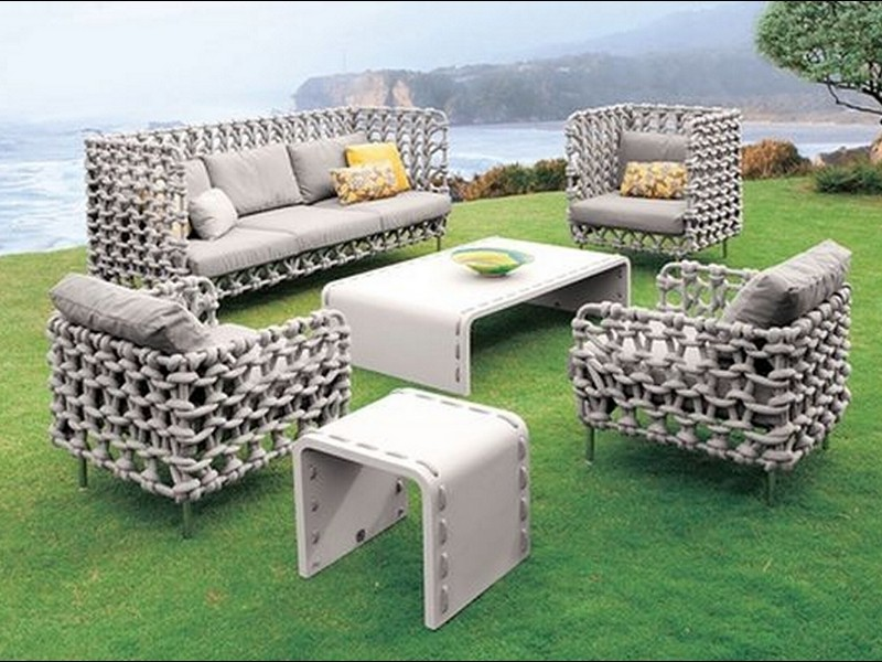 Upscale Outdoor Furniture Brands