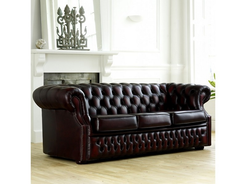 Used Chesterfield Sofa Bed