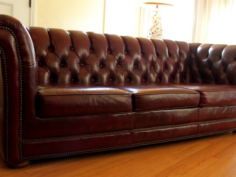 Used Chesterfield Sofa