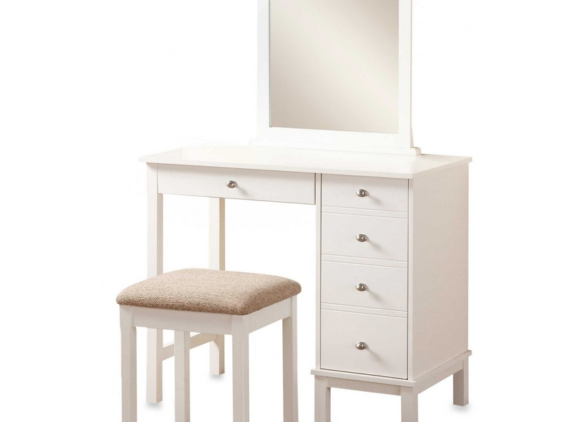 Vanity Table With Mirror And Bench Bed Bath And Beyond